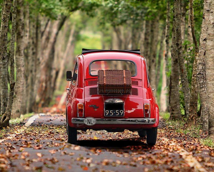 Car - Fiat Cinquecento